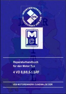 Motor Typ 4 VD 8,8/8,5-1 SRF