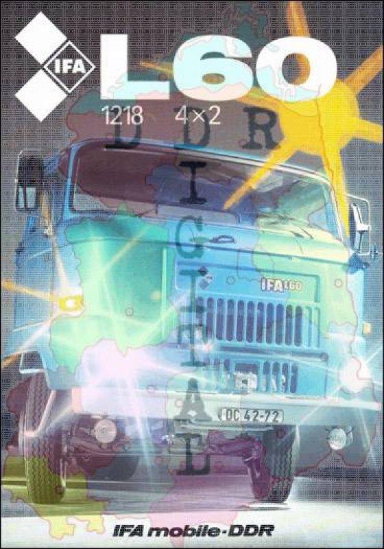IFA L 60 1218 4x2