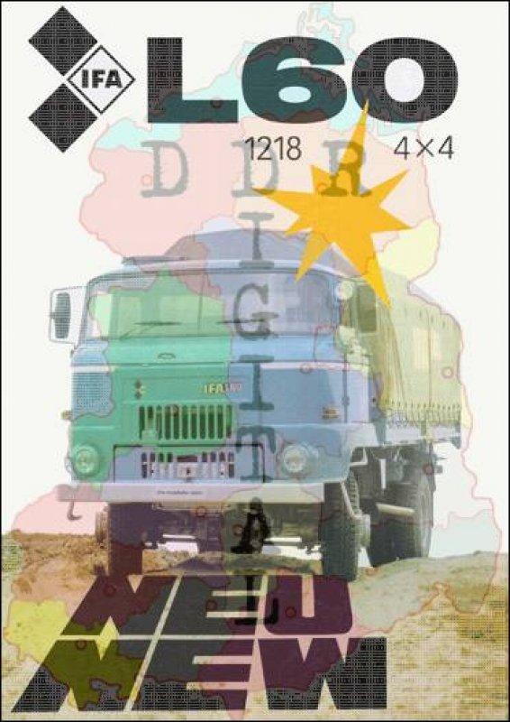 IFA L 60 1218 4x4