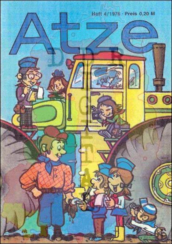 Atze Heft 4/1976