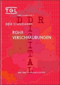 DDR-Standards, Rohrverschraubungen