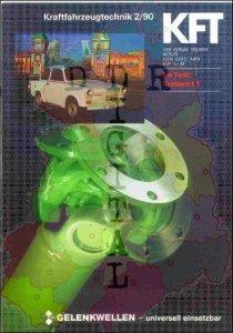 Kraftfahrzeugtechnik 2/90 - KFT -