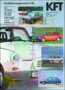 Kraftfahrzeugtechnik 5/90 - KFT