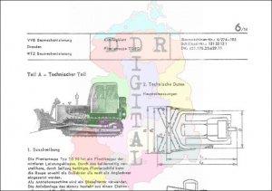 Planierraupe TG 90