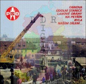 Umbau der Seilbahnstation Petrin