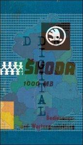 Skoda 1000 MB Bedienungs- und Wartungsleitung