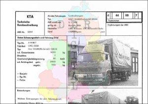 Lastkraftwagen LIAZ 110.080/Budamobil 030.04