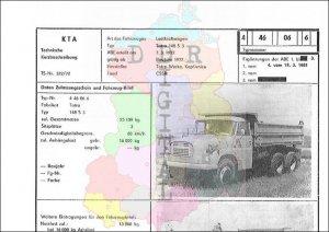 Lastkraftwagen Tatra 148 S 3
