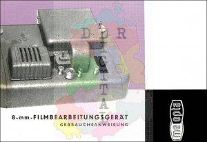 8 mm Filmbearbeitungsgerät