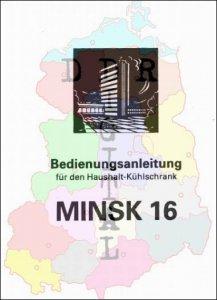 Haushalt-Kühlschrank Minsk 16