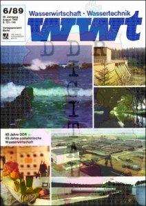wwt - Wasserwirtschaft - Wassertechnik 6/89