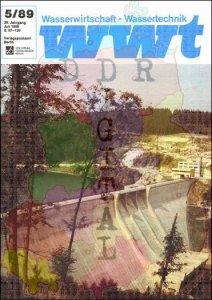 wwt - Wasserwirtschaft - Wassertechnik 5/89