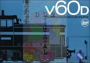 V60D Dieselhydraulische Lokomotive
