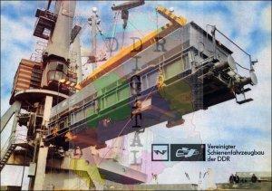 Vereinigter Schienenfahrzeugbau der DDR
