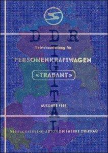 Personenkraftwagen Trabant