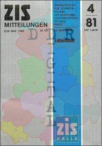 ZIS Mitteilungen 4/81