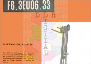 Elektrogabelstapler F6.3EU06.33