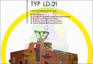 Grubenlokomotive Typ LD-21