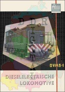 Dieselelektrische Lokomotive DVM 5-1