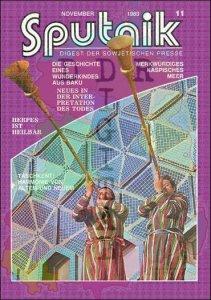 Sputnik November 1983