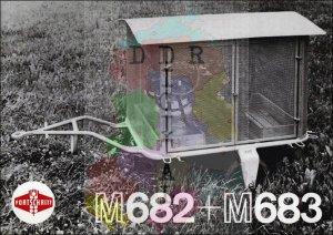 M 682 + M 683