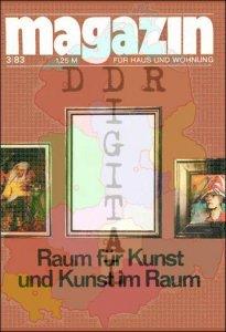 magazin für Haus und Wohnung 3/83