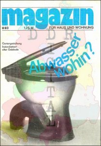 magazin für Haus und Wohnung 8/83