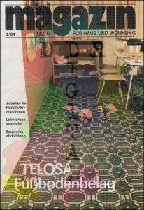 magazin für Haus und Wohnung 3/84