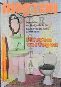 magazin für Haus und Wohnung 5/86