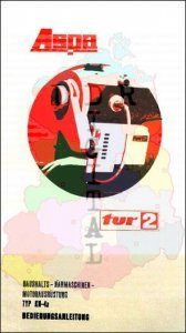 Haushalts-Nähmaschinen-Motorausrüstung Typ KN-4a