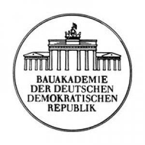 Bauakademie der DDR