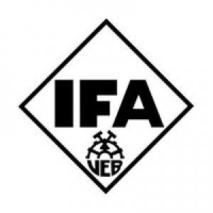 VEB IFA Kraftfahrzeugwerk Phänomen Zittau