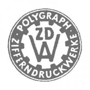 VEB Zifferndruckwerke Aschersleben